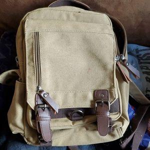 Purse backpack